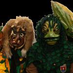 Masken die wir gerne tragen